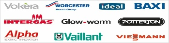 all makes of boilers repaired and serviced - ideal, valiant, glowworm, alpha, vokera, worcester, viesmann, potterton, intergas, baxi